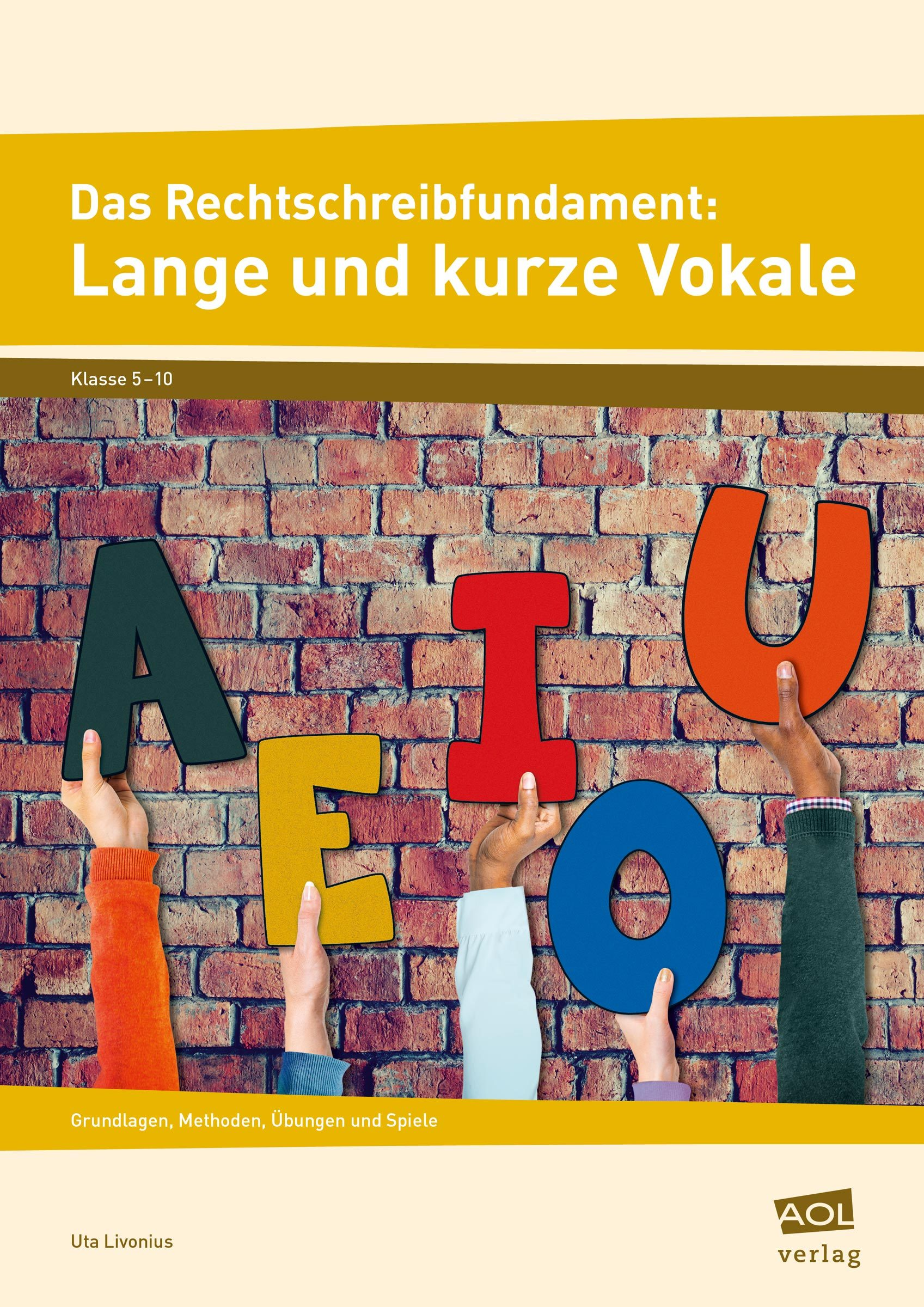 Das Rechtschreibfundament: Lange und kurze Vokale | LRS Coaching Reinbek